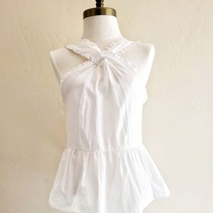 SALE*Cotton On Women's Halter Top White Small Size